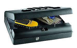 Gunvault MV500-STD Pistol Gun Safe Benefits