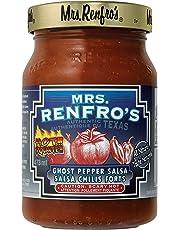Mrs. Renfro's Ghost Pepper Salsa, 6-Count