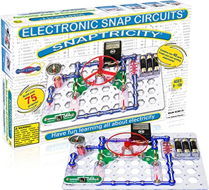 Electronic Snap Circuits Snaptricity