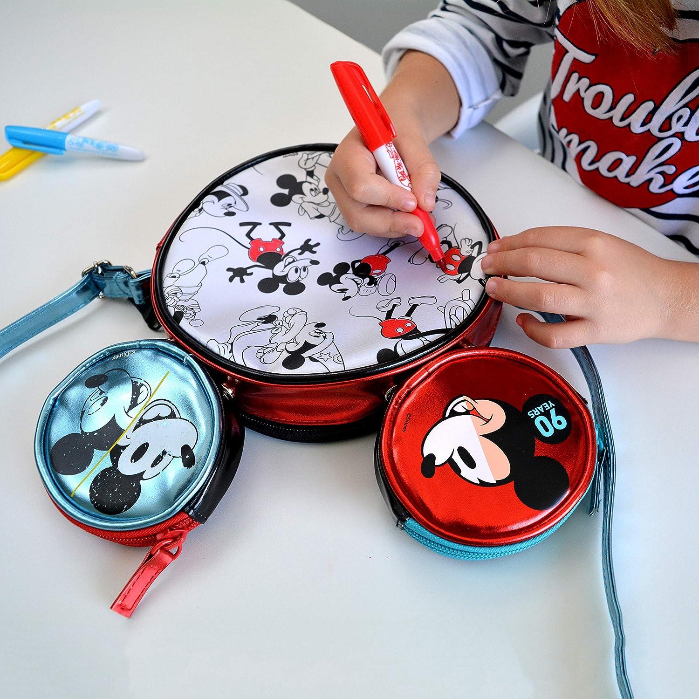 Amazon.com: Disney – Mickey trendymanía 90 Anniversary ...