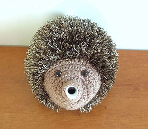 Hedgehog Tea Cosy Teapot Cover Knit For Your 6 Cup Standard Size