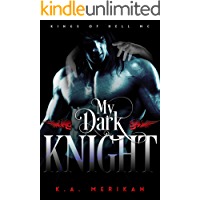My Dark Knight (gay biker romance) (Kings of Hell MC Book 2) book cover