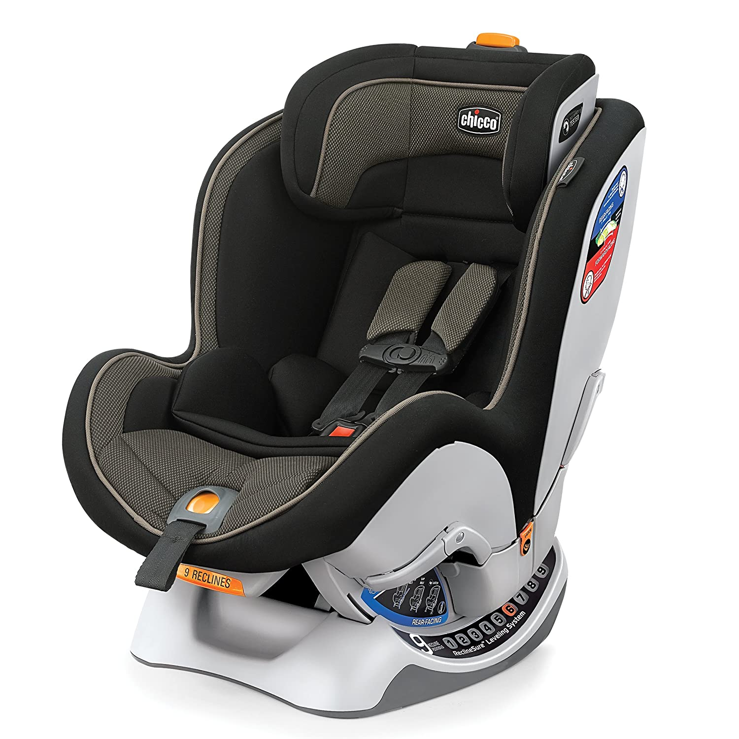 Amazon.com : Chicco NextFit Convertible Car Seat, Matrix : Baby