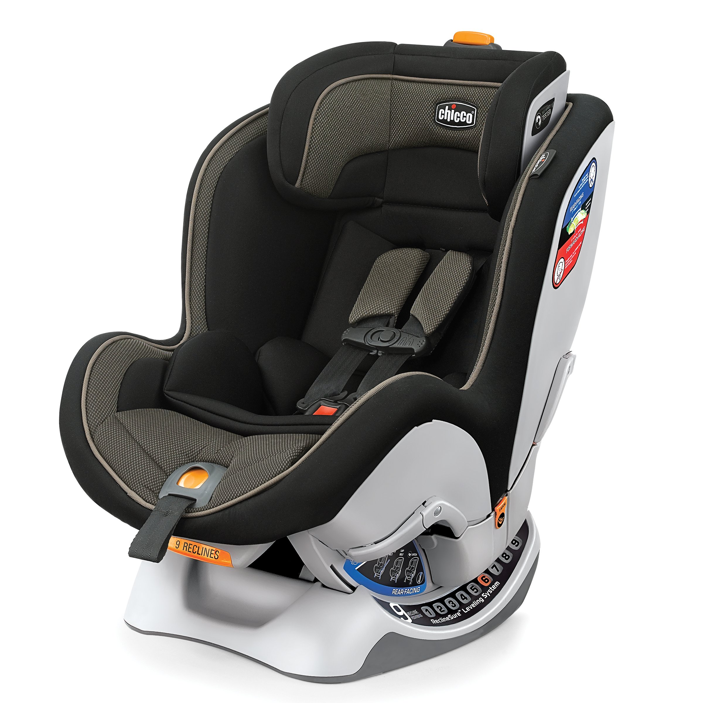 Chicco NextFit Convertible Car Seat, Matrix by Chicco (Image #1)