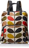 Orla Kiely Multi Stem Backpack Tote