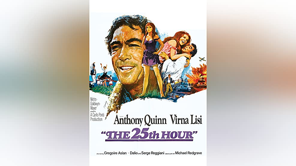 The 25th Hour (1967)