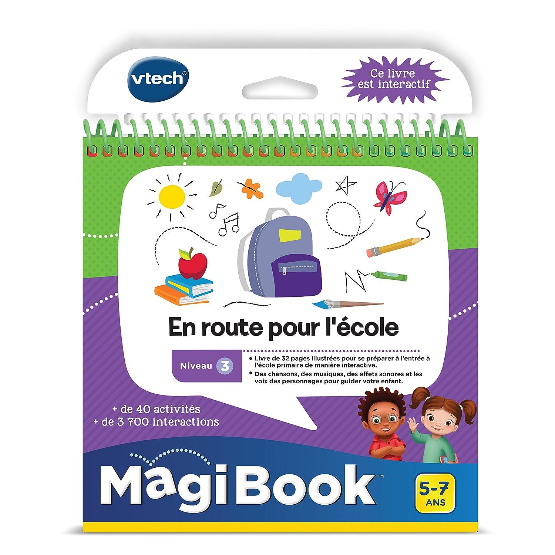 VTech - 481205 - Magibook - Route pour l'École