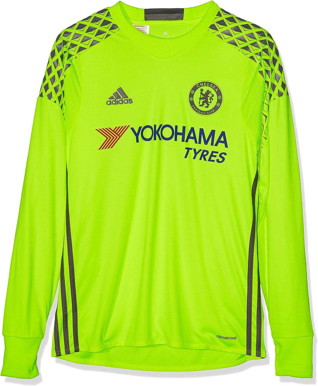 adidas Chelsea FC 2015/16 Gk JSY 16 Y Camiseta Portero, Niños: Amazon.es: Ropa y accesorios