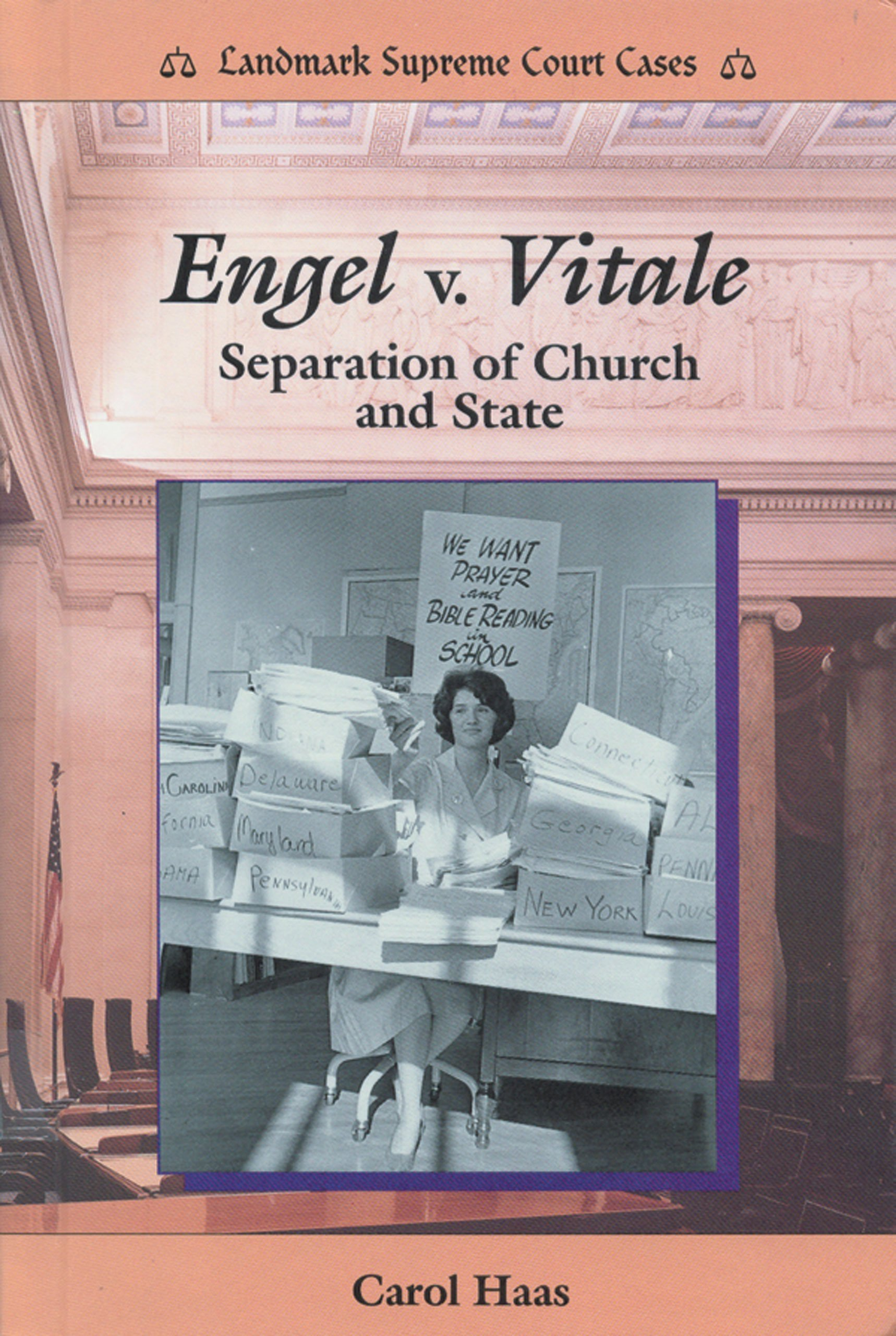 what is the significance of engel v vitale