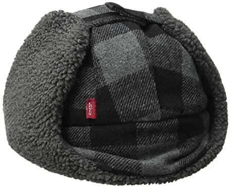 c3b86d87bcd Levi s Men s Trapper Hat at Amazon Men s Clothing store