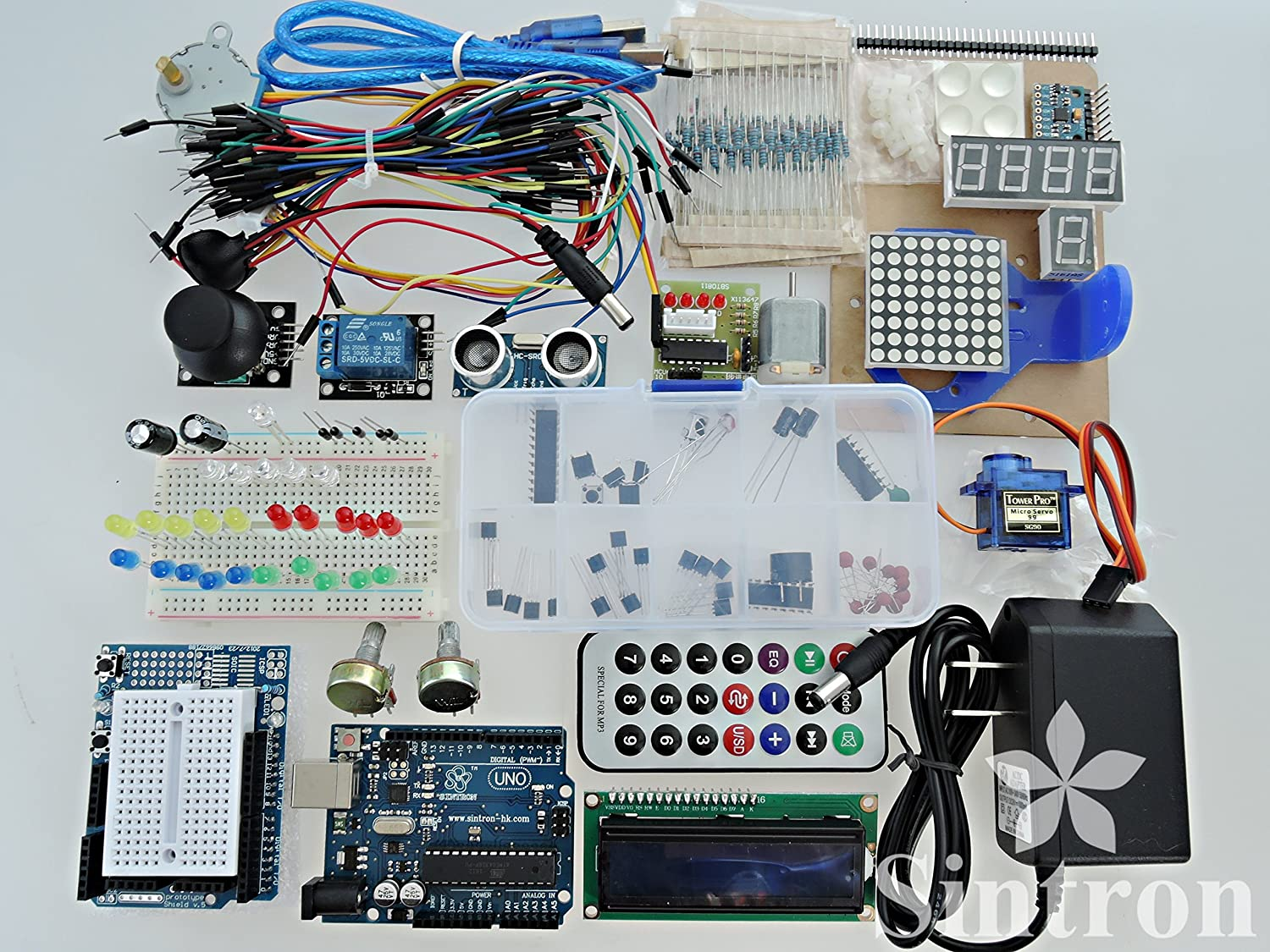 10 Best Arduino Starter Kits For Beginners [2019 UPDATED]