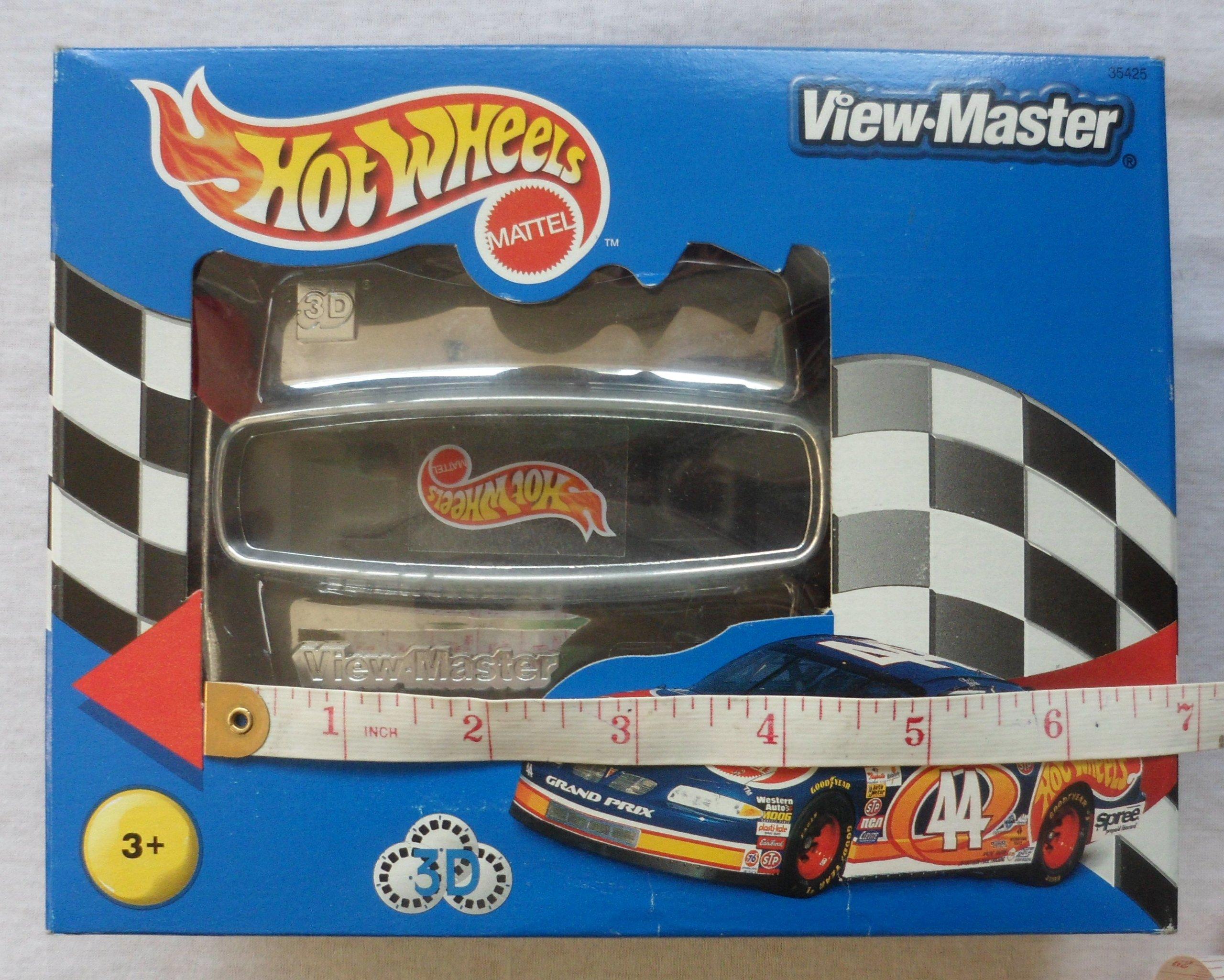 HOT WHEELS Racing Kyle Petty View Master Mattel by Hot Wheels