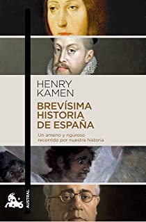 Reyes de España (Historia): Amazon.es: Kamen, Henry, Murillo Fort, Isabel: Libros