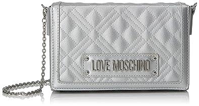 Love Moschino Borsa A Tracolla Donna Nera Borse Italia