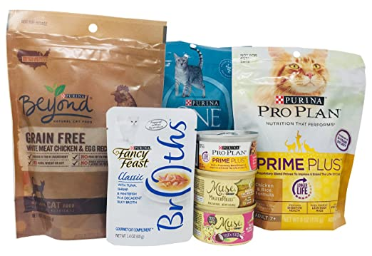 FREE Purina Cat Food Sample Bo...