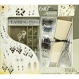 Jewelry Basics JB34706-008 Class In A Box Kit, Silver Tone Earrings