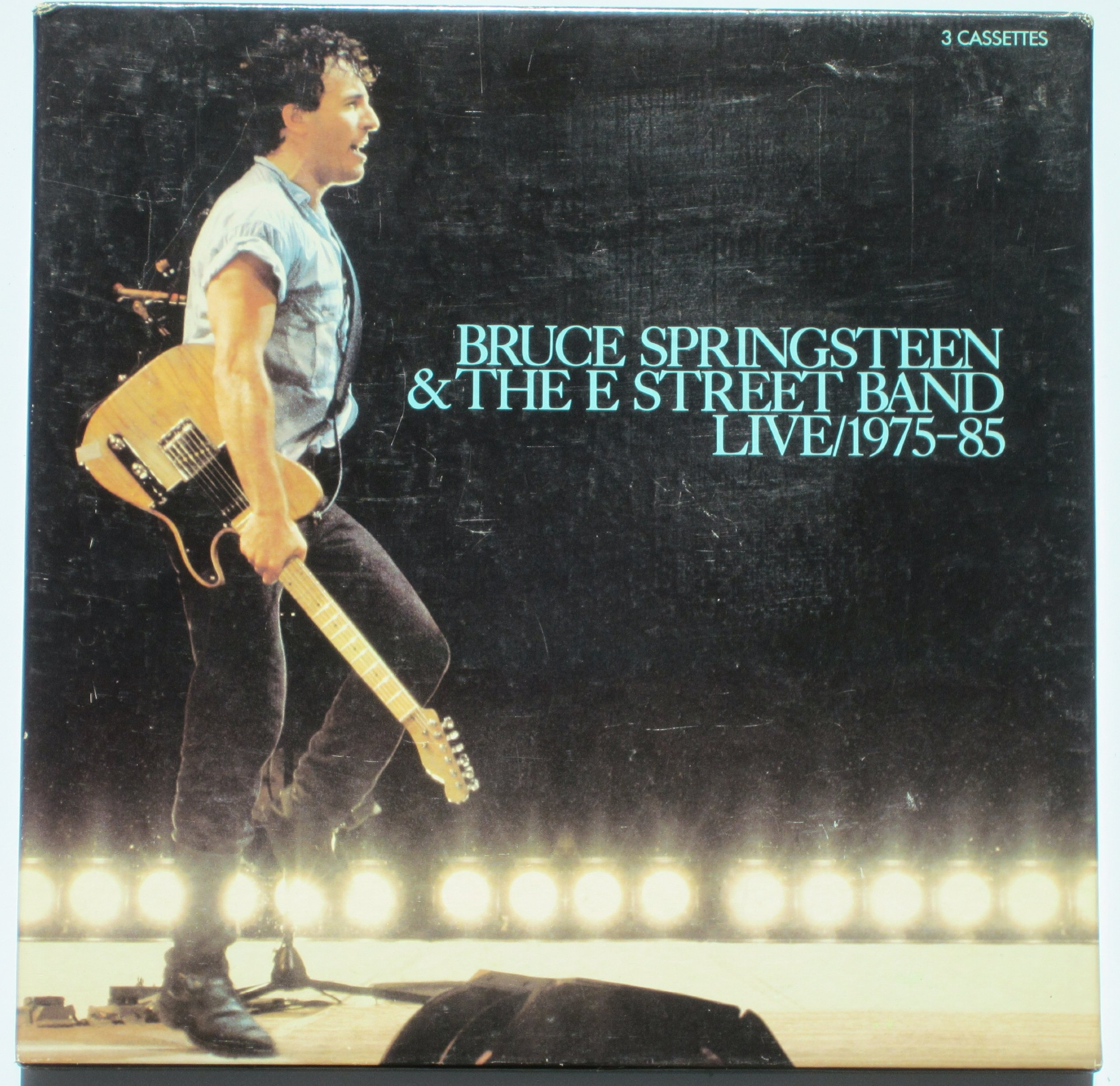 Bruce Springsteen & the E Street Band Live/1975-85