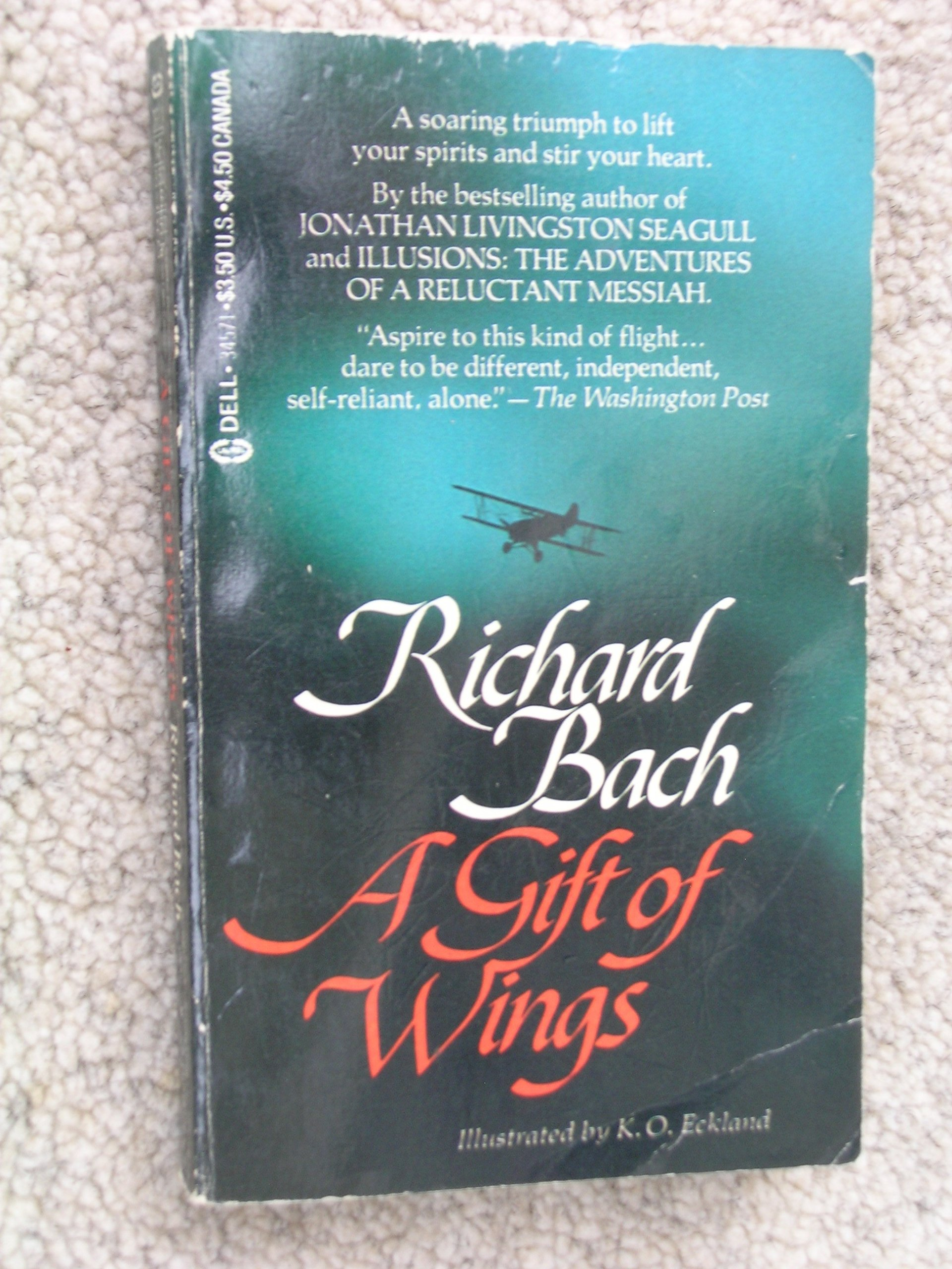 A Gift of Wings, Richard Bach