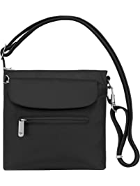 Travelon Anti-Theft Classic Mini Shoulder Bag. 27f9dd78fc
