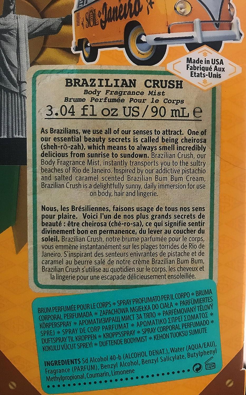 Sol De Janeiro Crush Body Fragrance Mist 240ml 1 Pack