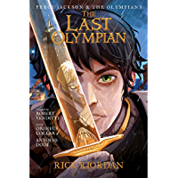 Percy Jackson and the Olympians: Last Olympian: The Graphic Novel, The (Heroes of Olympus, The Book 5)