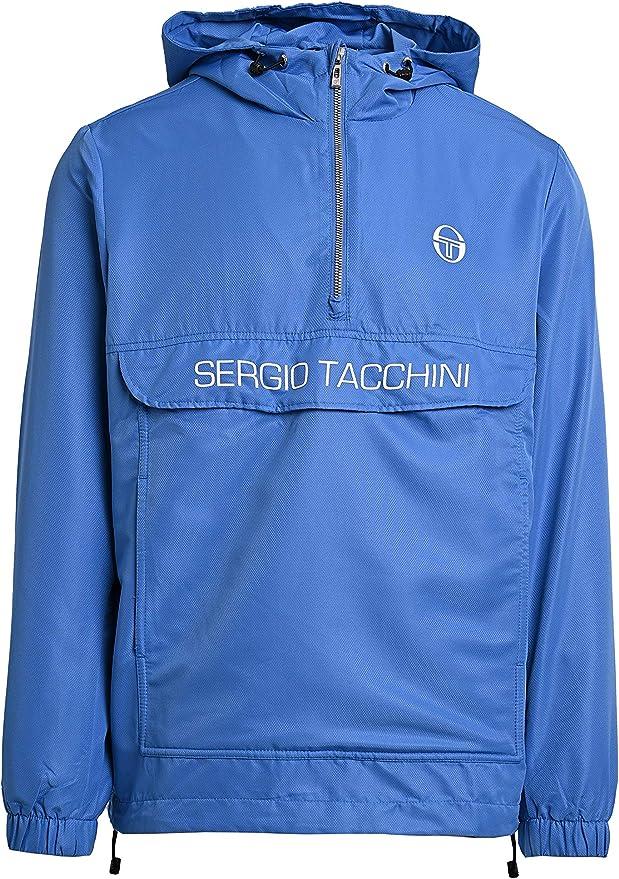 Sergio Tacchini Cinto Anorak Jacke Chaqueta para Hombre