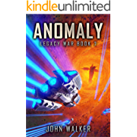 Anomaly: Legacy War Book 7 (English Edition)