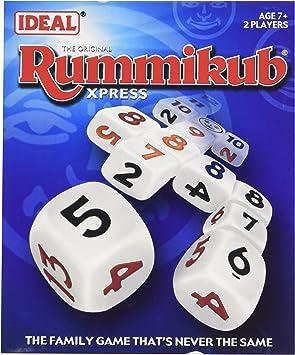 Rummikub X-press: Amazon.es: Juguetes y juegos