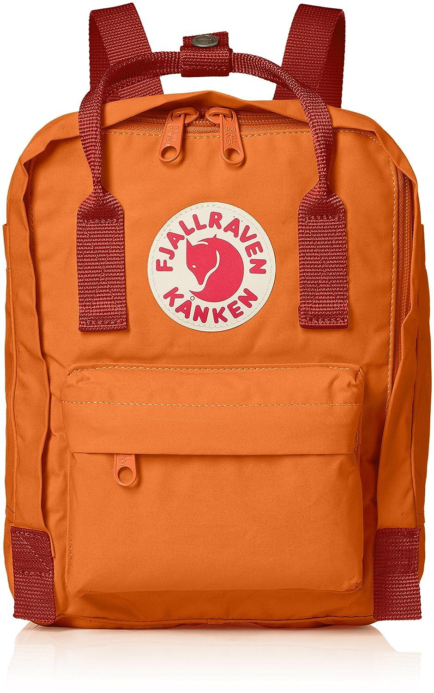 [フェールラーベン] リュック Kanken Mini 23561-Official B079967PRS Burnt Orange-Deep Red Burnt Orange-Deep Red