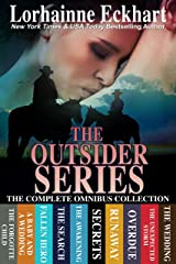The Outsider Series: The Complete Omnibus Collection Kindle Edition