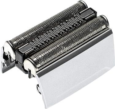 vhbw 1x cabezal de afeitar reemplaza Braun 52B, 52S para ...