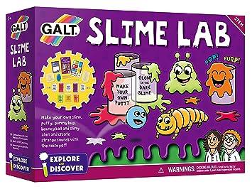 Image result for image of galt slime lab