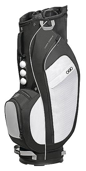 Callaway Cirrus Cart Bolsas para Palos de Golf, Mujer, Negro ...