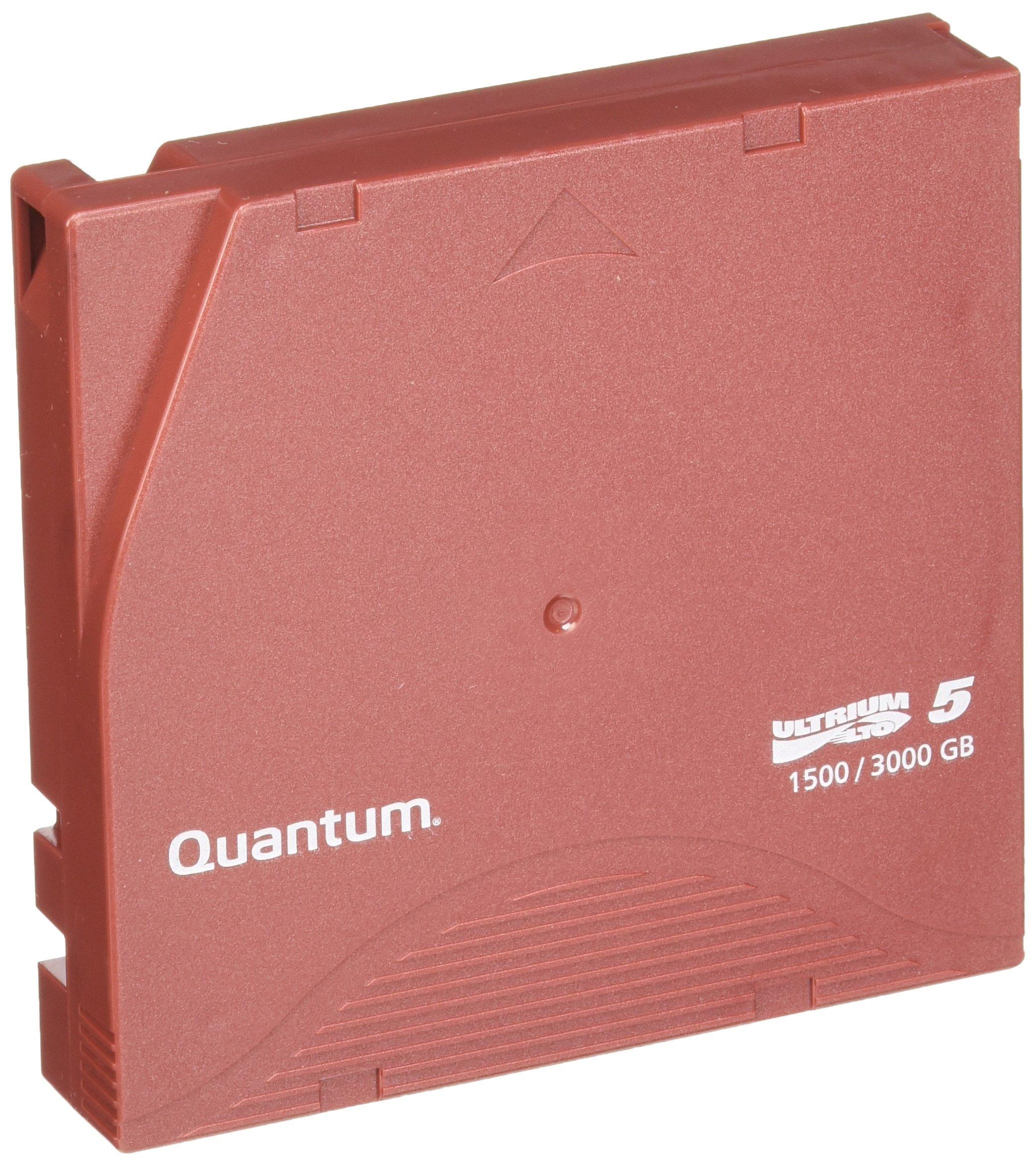Quantum LTO-5 MR-L5MQN-01 Ultrium-5 Data Tape Cartridge (1.5/3.0TB) 10 Count