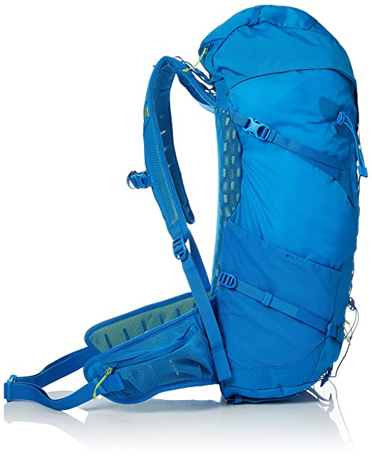 Millet Pulse 34, Sac à Dos Mixte Adulte, (Electric Blue), 15x24x45 Centimeters (W x H x L)