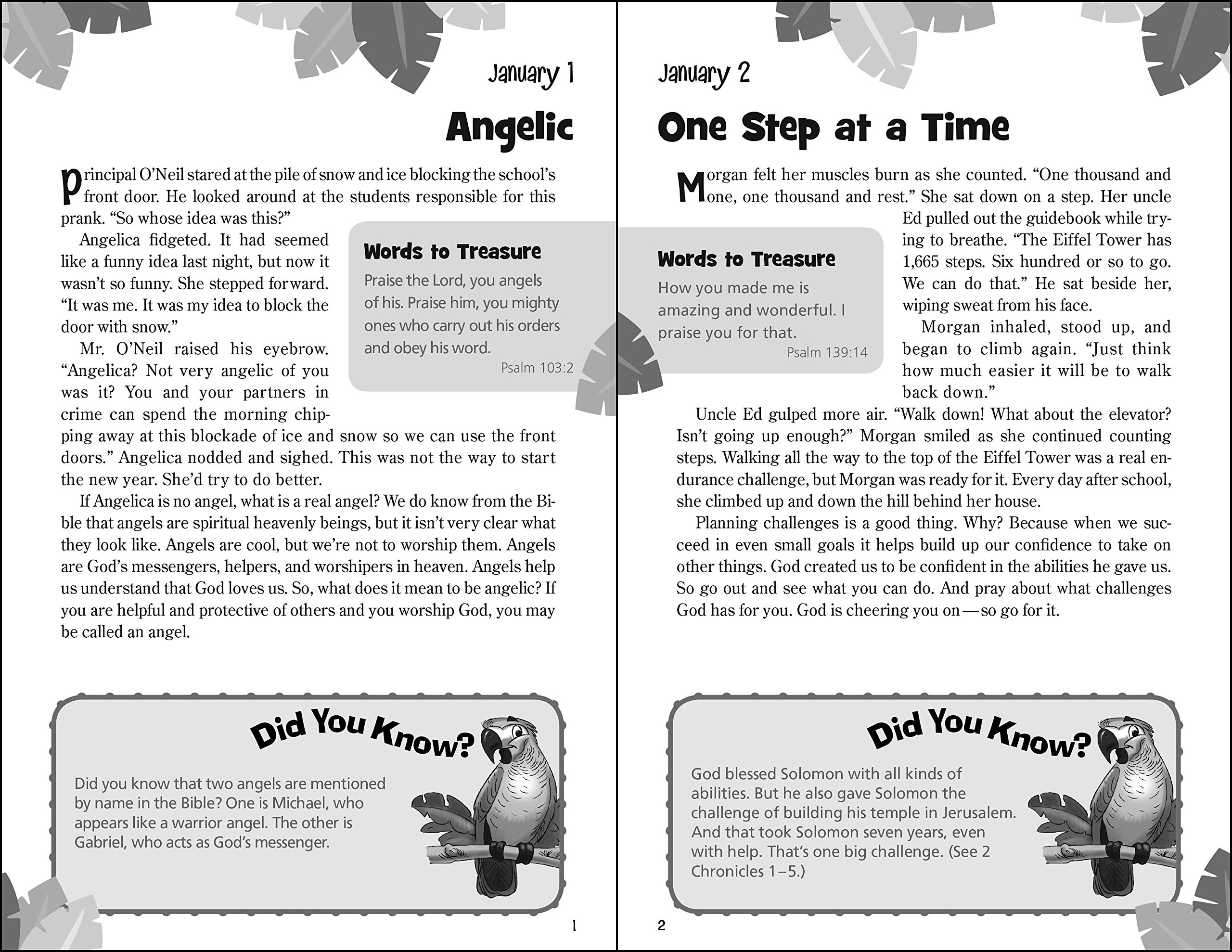 Adventure Bible Book of Devotions for Early Readers, NIrV: 365 Days of  Adventure: Marnie Wooding: 9780310746171: Amazon.com: Books