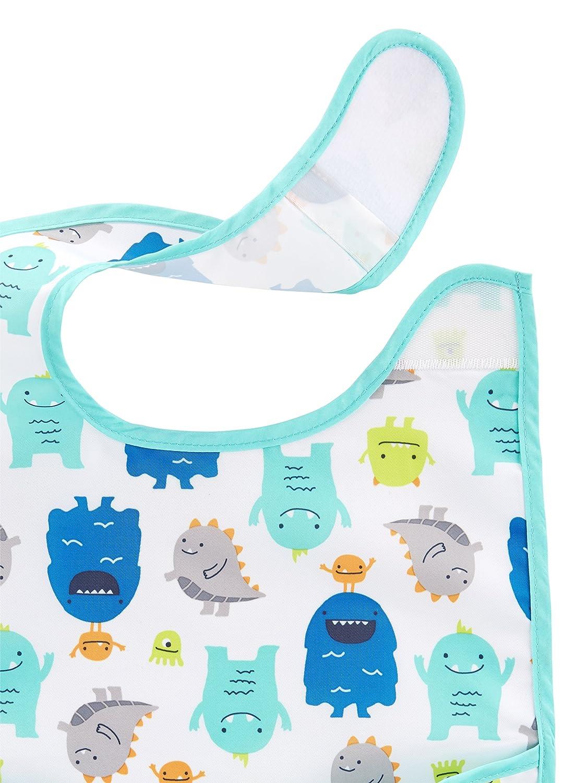 Amazon.com: Simple Joys by Carters Baby Boys 4-Pack Feeder ...