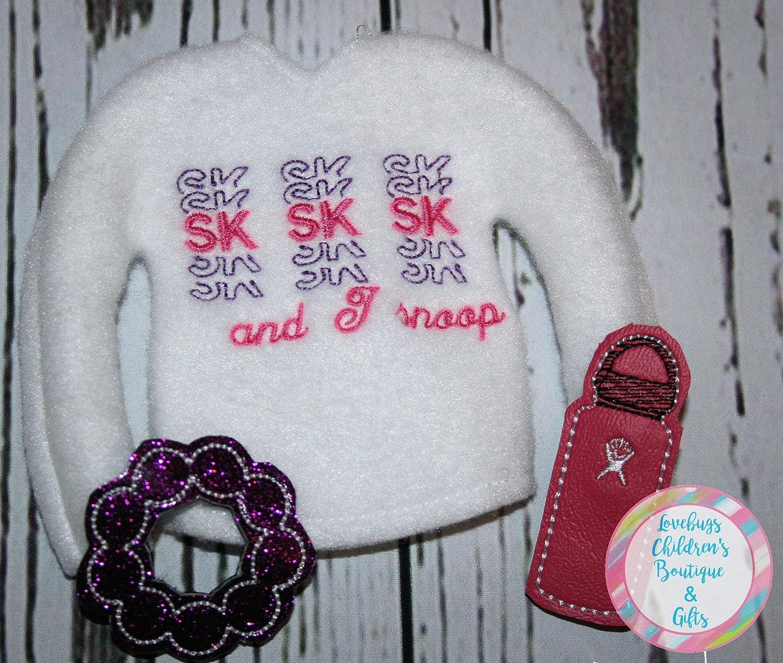 B0818XZNHM Elf Sweater - VSCO Girl and accesories 91nEAc9JdSL