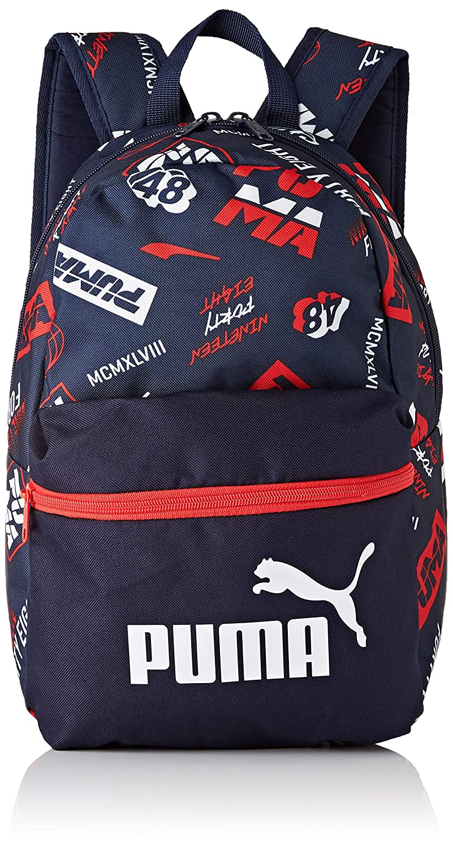 776fae929c Puma Phase Small Backpack Sac à Dos Mixte Enfant, Fuchsia Purple-AOP, OSFA:  Amazon.fr: Sports et Loisirs