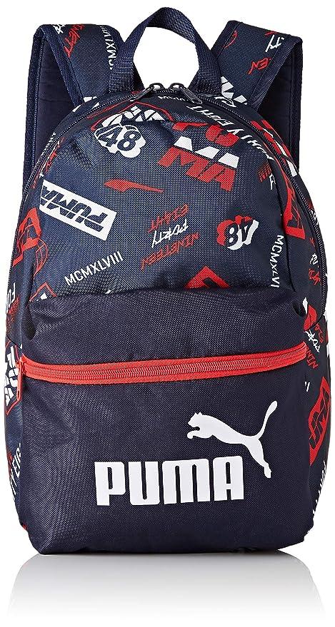 6d799dfd74 Puma Phase Small Backpack Sac à Dos Mixte Enfant, Fuchsia Purple-AOP, OSFA:  Amazon.fr: Sports et Loisirs