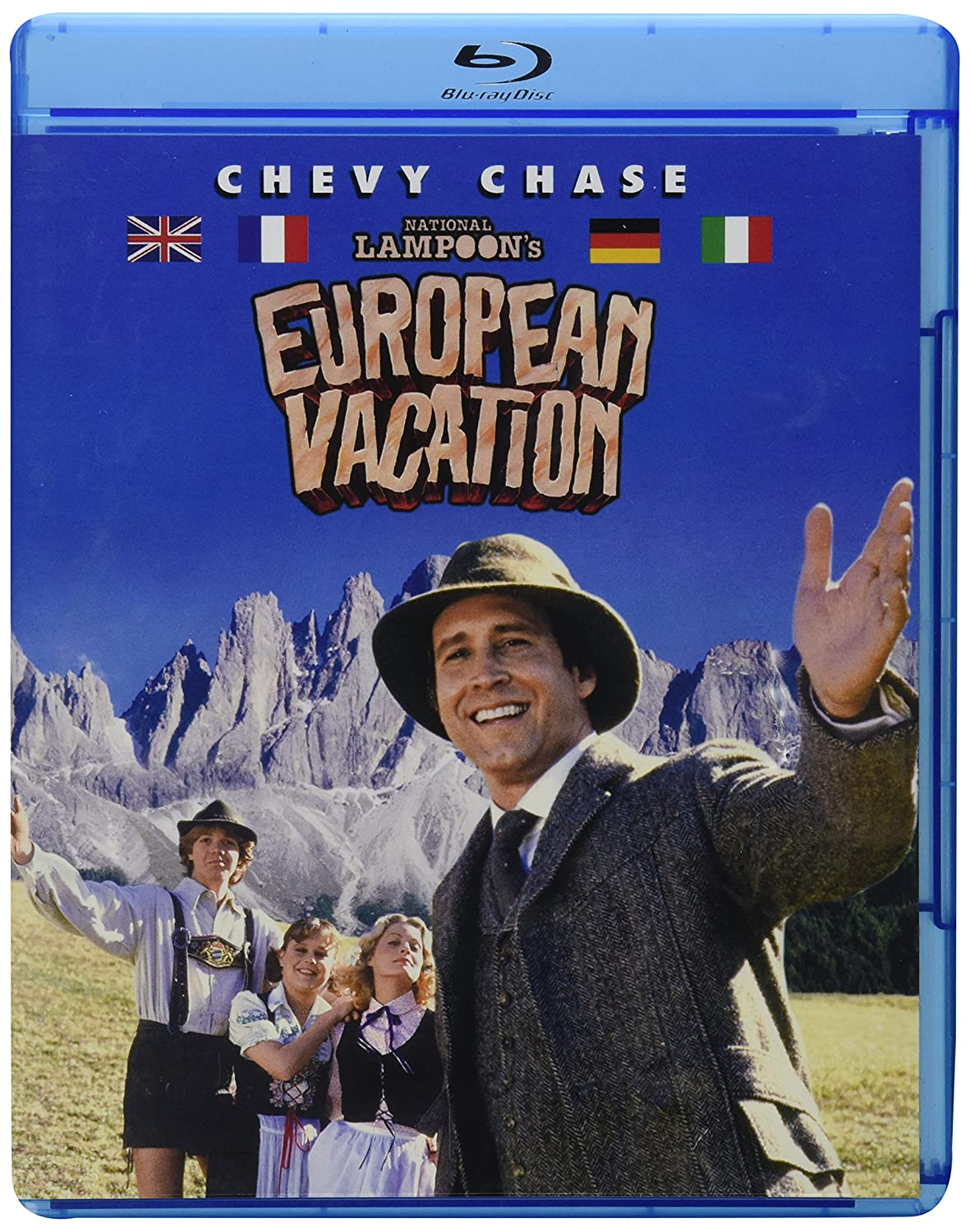 National Lampoon S European Vacation Soundtrack Cd