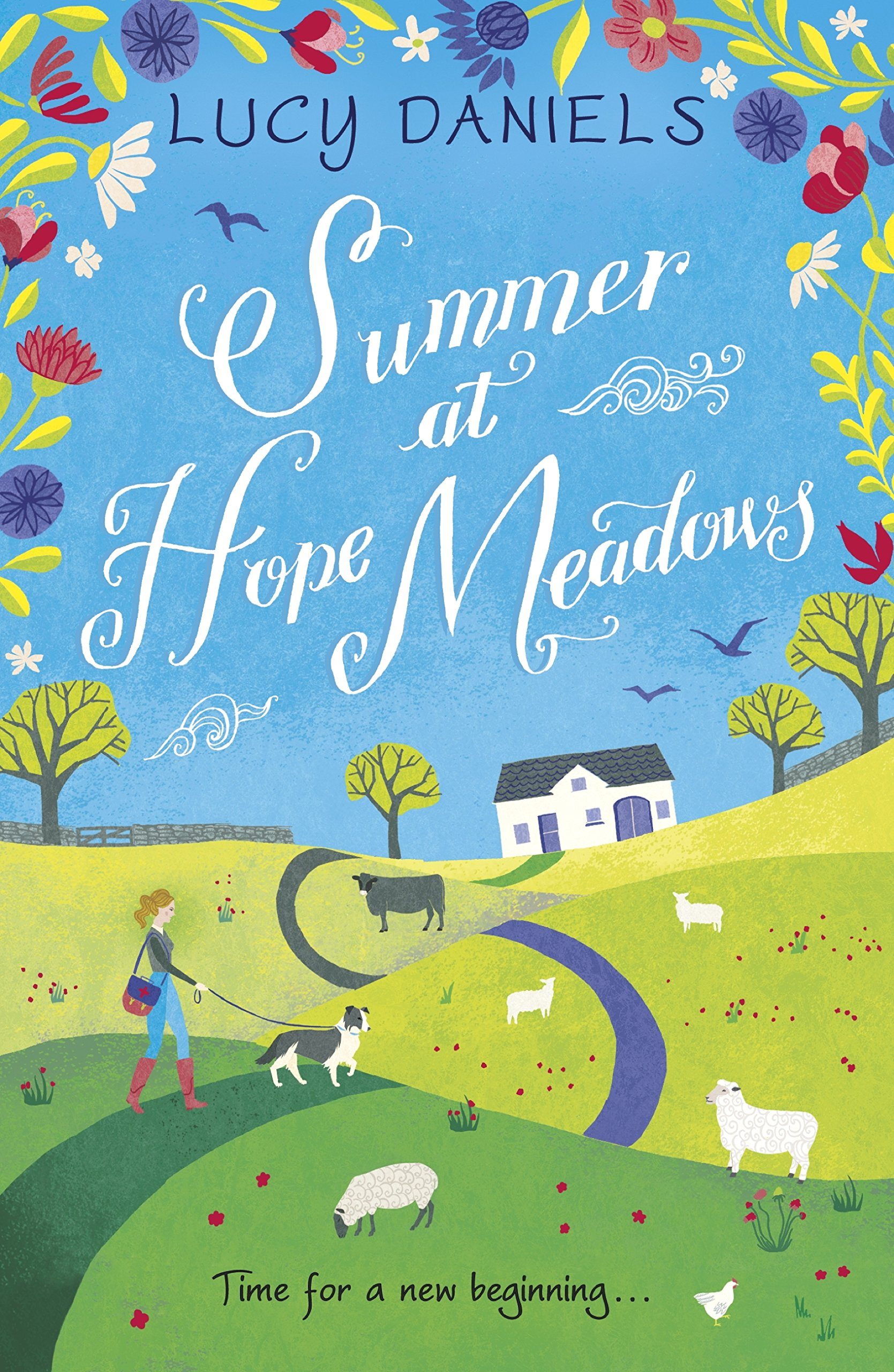Summer at Hope Meadows: the perfect feel-good summer read (Animal Ark Revisited Book 1) (English Edition)