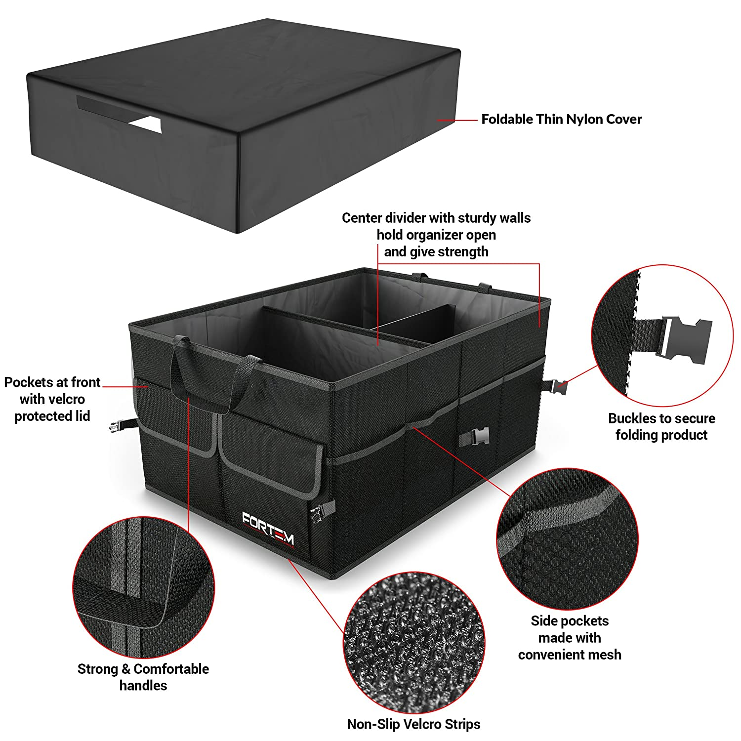The Best Trunk Organizers For Your Vehicle: Reviews & Buying Guide 12