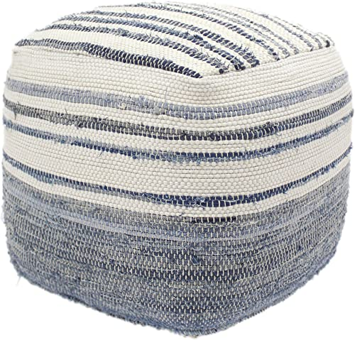 Christopher Knight Home Alma Cube Pouf