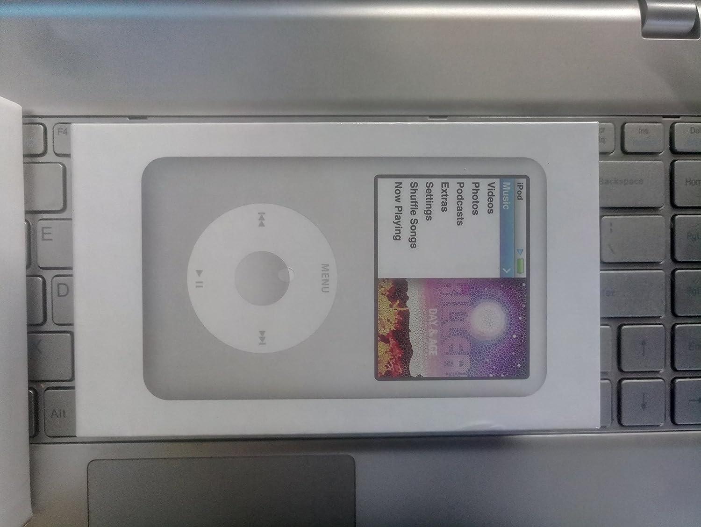 Apple Ipod Classic 160 Gb Silver 7th Generation Elektronik
