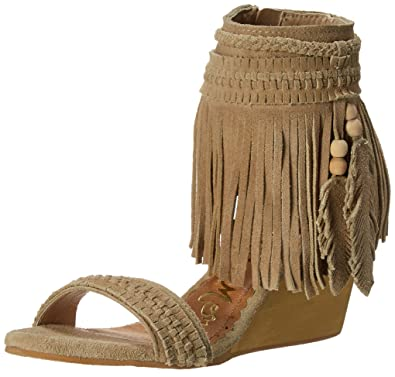 eff726da1 Naughty Monkey Women s Simply Spirited Camel 6.5 ...