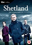 Shetland: Series 1-3 [DVD]