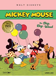 Amazon.com: Disney Vintage Collection: Mickey Mouse: Mickey ...