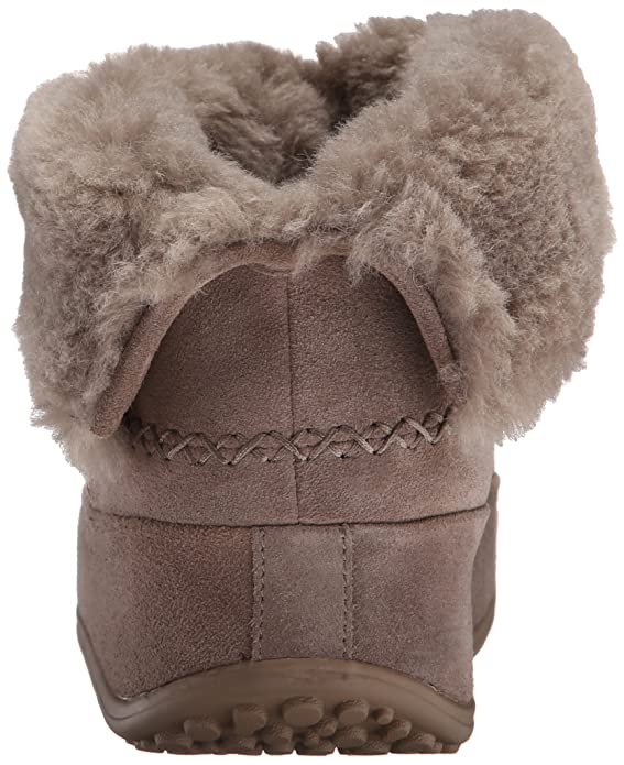 Fitflop Mujer Mukluk Shorty Botines, Color Beige, Talla 42 EU: Amazon.es: Zapatos y complementos