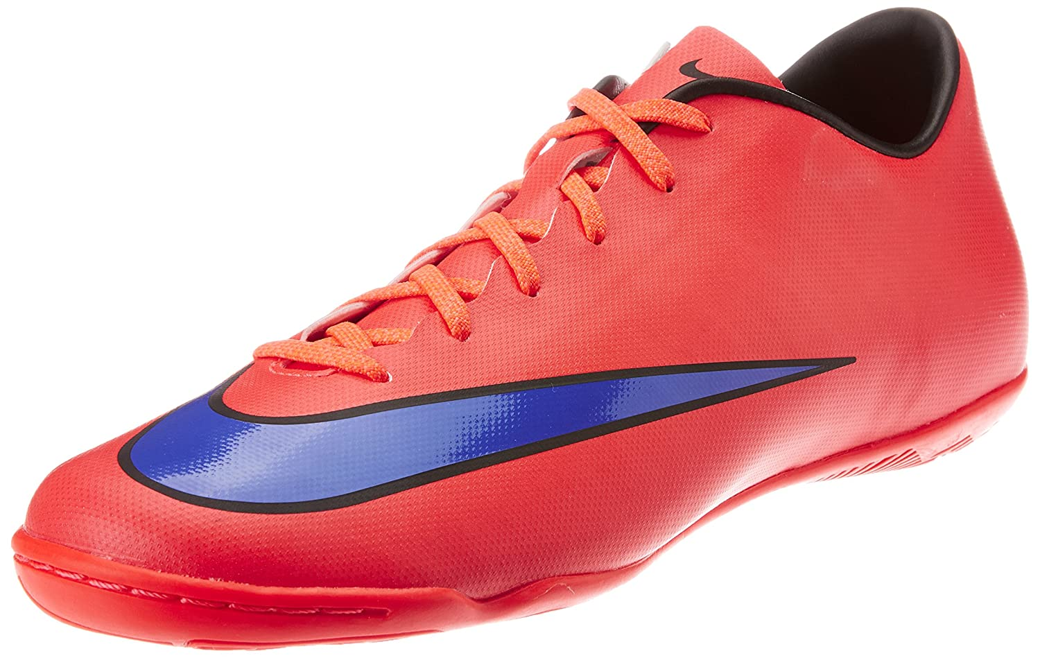 huge discount d9812 b3e37 ... ebay amazon nike mercurial victory v indoor bright crimson persian  violet soccer 4b6de f98f5